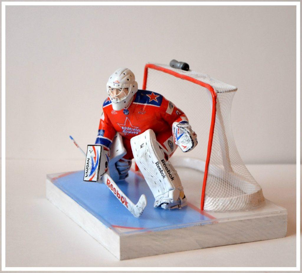 где купить статуэтку хоккейного вратаря