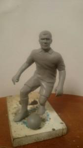 заказать статуэтку футболиста