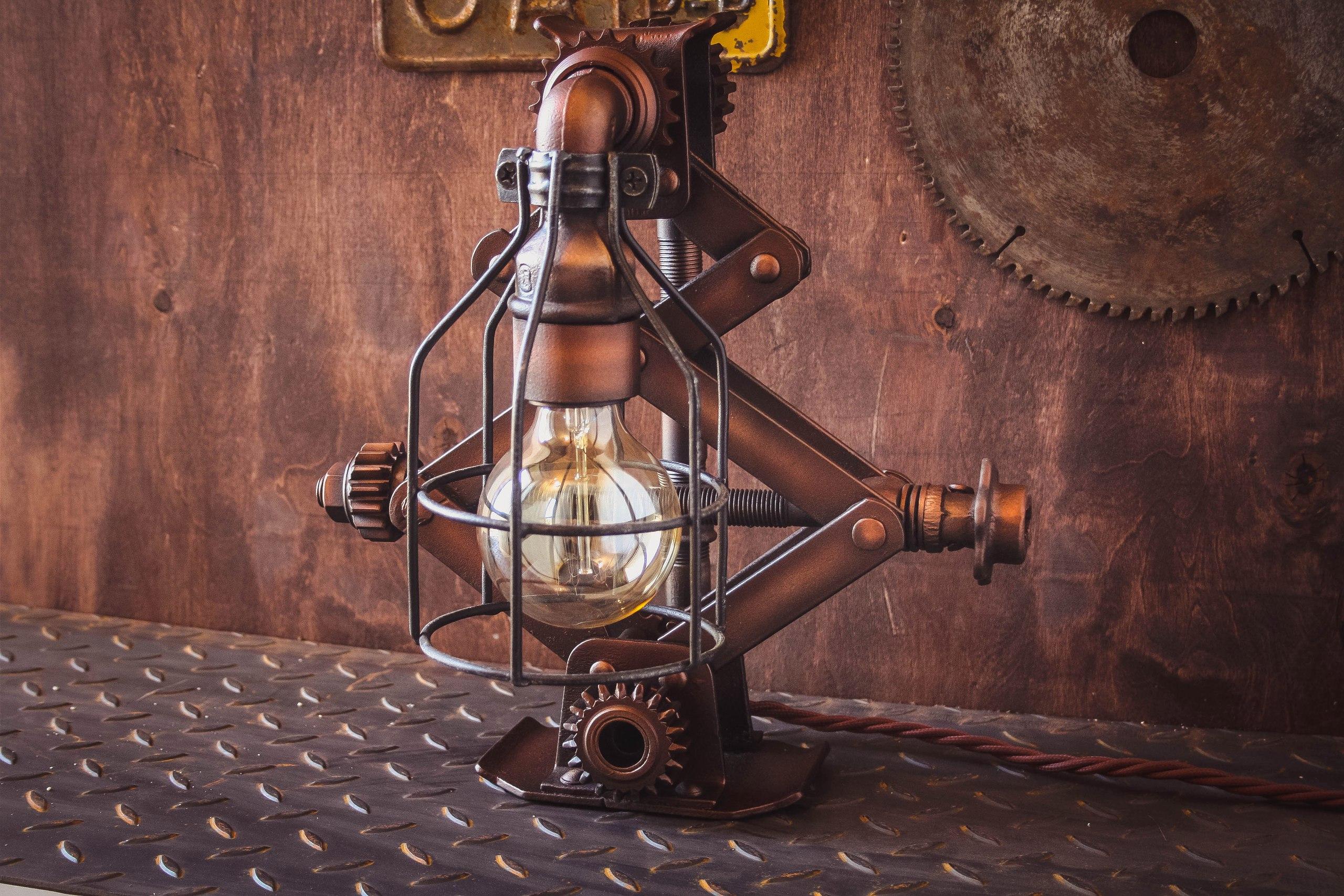 светильники в стилелофткупит