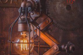 Настольная лампа в стиле Лофт…