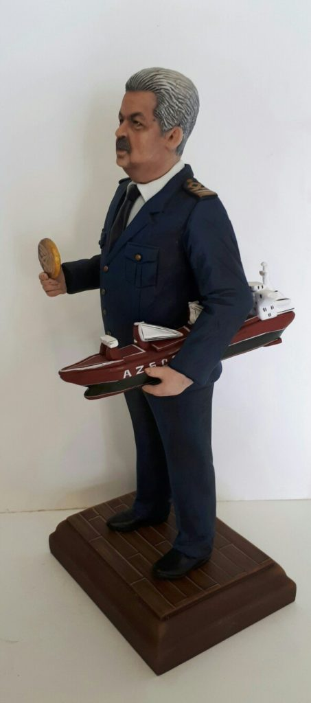 3D фигурка человека по фото