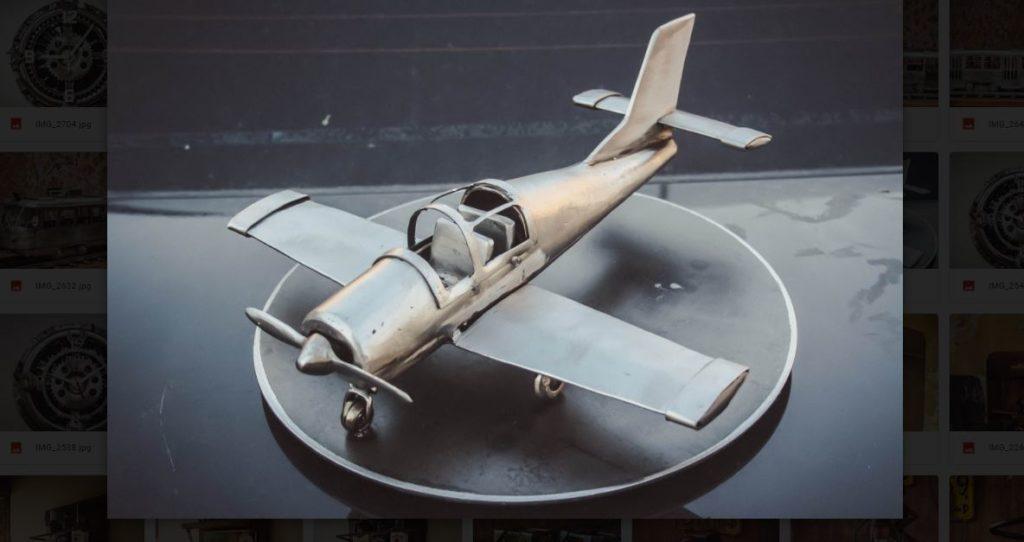 подарок пилоту