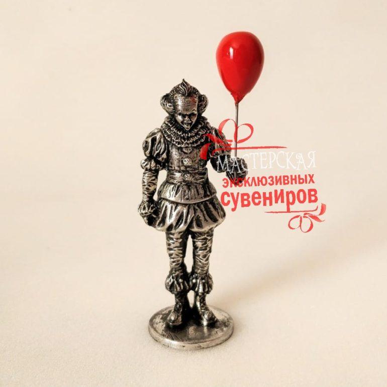 Клоун Пеннивайз, купить фигурку или статуэтку в Москве
