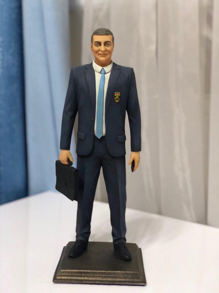 статуэтка по фотографии на заказ