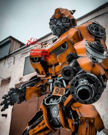 Заказать робота трансформера Бамблби, прайм, Оптимуса…